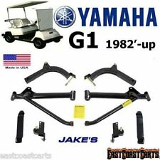 "Yamaha G1 Golf Cart JAKE'S 5"" A-Arm LIFT KIT #6250"