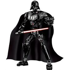 Darth Vader Custom Buildable Figure, 28.5cm Tall, 160 PCS - Fits Lego