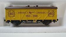 Gedeckter Güterwagen Spielwaren Danhausen Roco 4312 W Spur H0 OVP  ( FS )