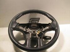 2008 Mitsubishi Eclipse V6 GT SE steering wheel