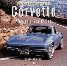 Corvette : America's Sports Car by Randy Leffingwell (2002, Paperback) (USED)