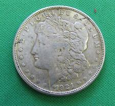 1921 s  Dollar Morgan very nice coin