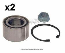 Mercedes W140 S420 S500 Rear Wheel Bearing Kit Set of 2