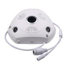 HD 1280×960 Wifi Wireless 360° Fisheye IP Camera Security Night Vision