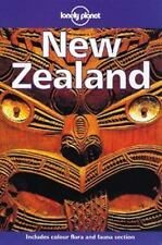 Lonely Planet New Zealand (9th ed) Turner, Peter, Williams, Jeff Paperback