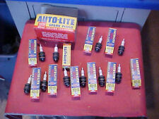 10 NOS AUTOLITE BT-9 AC-86 D-16 BUICK CADILLAC CHEVY FORD HUDSON LINCOLN OLDS