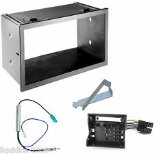VOLKSWAGEN TRANSPORTER T5 2006 ONWARDS DOUBLE DIN FASCIA FITTING ADAPTER KIT