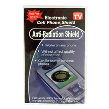 25 Anti Radiation Protection EMF Shield Cell Phone Smartphone Tablet Home Radio