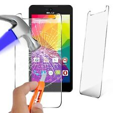 For BLU Studio C Super Camera - Genuine Tempered Glass Screen Protector