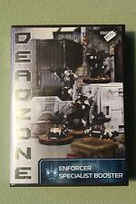 Enforcer Specialist Booster for Deadzone NEW! Mantic Games model kit