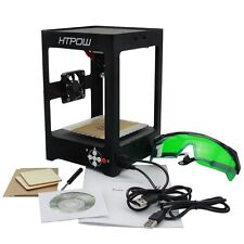 HTPOW USB 500mW DIY Laser Engraver Engraving Machine Printer Carving