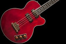 Epiphone Limited Allen Woody Rumblekat Bass Wine Red no case