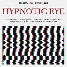TOM PETTY & THE HEARTBREAKERS - HYPNOTIC EYE: CD ALBUM (July 28th 2014)