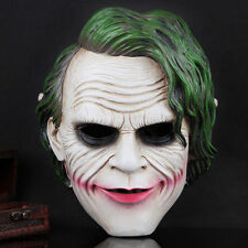 Joker Batman Dark Knight Movie Mask Resin Halloween High