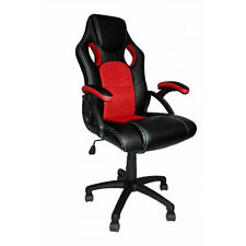 Neo Turborevs Racing Style Gaming Chair Red Edition