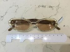 Oliver Peoples modello Dame BCR 49,5-18 occhiale sole nuovo acetato vintage
