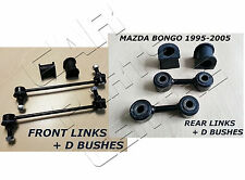 FOR MAZDA BONGO FORD FREDA FRONT REAR ANTI ROLL BAR BUSHES ANTI ROLL BAR LINKS