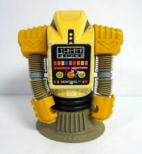 "ROBO FORCE SENTINEL THE PROTECTOR Vintage Ideal 5"" Robot Figure 1984"