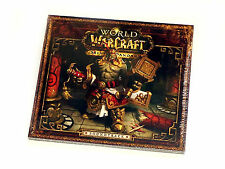 World of Warcraft Mists of Pandaria banda sonora del juego de música Cd Nuevo Sellado Wow