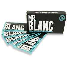 Mr Blanc Teeth Whitening Strips - 2 Weeks Supply HALF PRICE