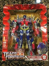 Transformers ROTF Optimus Prime Revenge Of The Fallen Movie Leader (see Details)