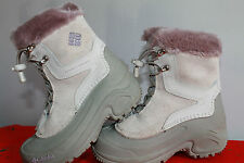 Womens Columbia Omni Heat Boots Winter. Waterproof Breathable  Ski EU 32 UK 13.5