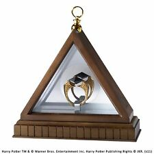Harry Potter Marvalo Gaunts Horcrux Ring In Display Case Noble Prop Replica Gift