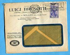 1951 MILANO FER.COR. - SAN REMO CARNEVALE FIORITO... su £.20 LAV. (9637)