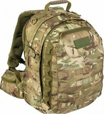 RAPTOR JUNGLE / WOODLAND CAMO ARMY STYLE 45 LITRE TACTICAL DAYSACK #Rucksack SF