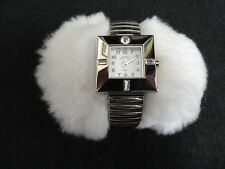 Adrienne Club A Quartz Ladies Watch with a Stretch Band