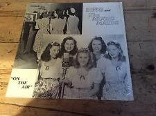 bing crosby-on the air-bing & the music maids -spokane 21 l.p.