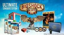 Bioshock Infinite: Ultimate SONGBIRD Edition [PC-DVD Computer, Action FPS] NEW