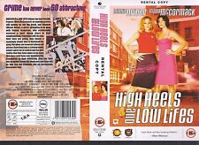 High Heels And Low Lifes, Minnie Driver Video Promo Sample Sleeve/Cover #9614