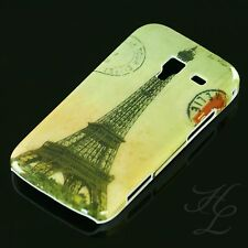 Samsung Galaxy ACE 2 / i8160 Hard Case Hülle Etui France Paris Eiffelturm Bunt