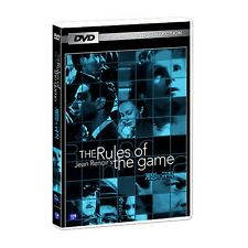 The Rules of the Game (1939) Jean Renoir, Marcel Dalio / DVD, NEW