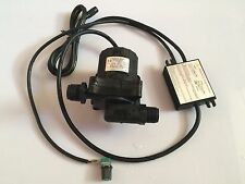 2pcs 5-12Vdc,Speed Adjustable Submersible Water Pump,1320LPH,11M, For Hot Water