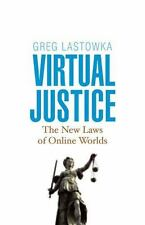 Virtual Justice: The New Laws of Online Worlds-ExLibrary