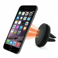 Magnetic Air Vent Mount Holder for iPhone 5/5s, 6/6S Plus,Galaxy by Orange Hawk
