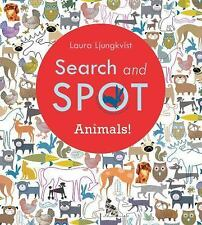 Search and Spot: Animals! A Search and Spot Book