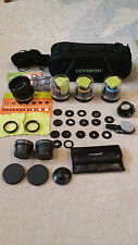 Rare Lensbaby Composer Pro System Kit for Canon