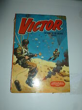THE VICTOR BOOK for BOYS - Annual - Year 1982 - UK Annual ( Price Tab Intact )
