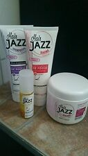Hair Jazz Shampoo & Maske & Spülung  je 50ml +++SERUM++++Haarwuchsmittel