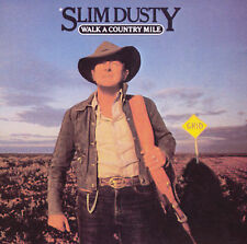 SLIM DUSTY Walk A Country Mile OZ CD New