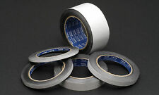 SEM TEM EDS Double Sided Conductive Carbon Adhesive Tape Sheet 8mm x 20m #EVT