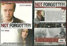 DVD - NOT FORGOTTEN avec SIMON BAKER / NEUF EMBALLE - NEW & SEALED