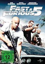 FAST & FURIOUS 5 (Vin Diesel, Paul Walker) NEU+OVP
