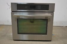 """Jenn-Air JJW2430WS 30"""" Stainless Single Electric Wall Oven NEW #01179 STS"""