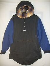 Vintage 1990s BILLABONG Outlaw shell jacket sz M USA made! -surf skate snow moto