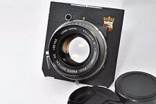 Fujinon W 180mm f5.6 Lens Copal Shutter w/ Wista Lens Board Fujifilm Fuji