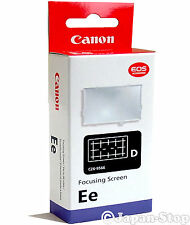 Canon Ee-D Grid-type Focusing Screen for Canon EOS 5D Digital Camera Japan Made